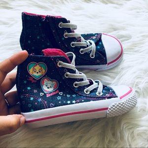 Toddler paw patrol shoes